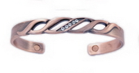 Magnetic Copper Bangle