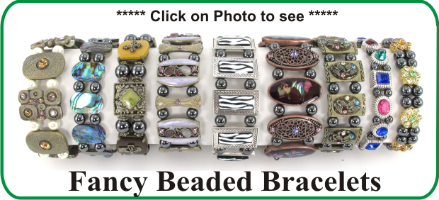 magnetic beaded bracelets