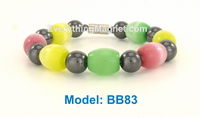 Beaded Magnetic Bracelet